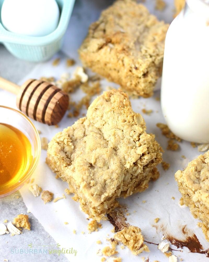 Whole Food Breakfast Bar Recipe
