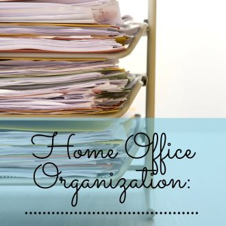 Home Office Organization_ What to keep