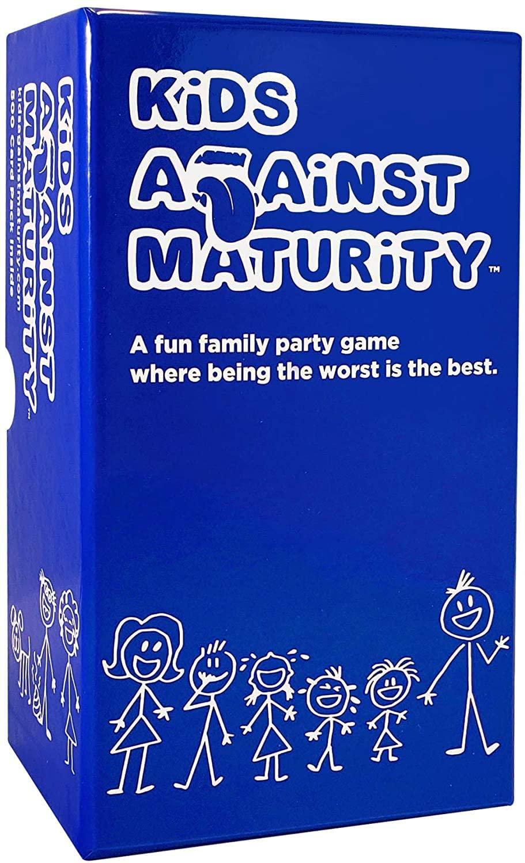 Teen card game for Christmas