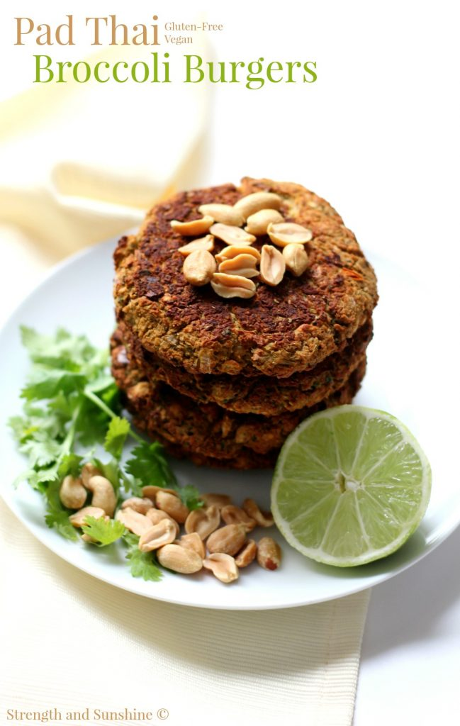 Low Carb Dinners - Pad-Thai-Broccoli-Burgers-PM1