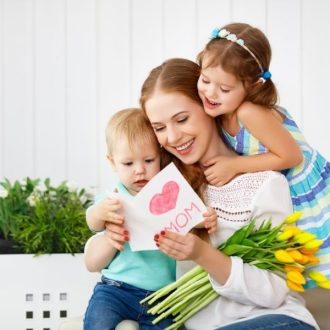 These Mother's Day Gift Ideas will help you pick the perfect present! It's her day, so go ahead and get momsomething special.