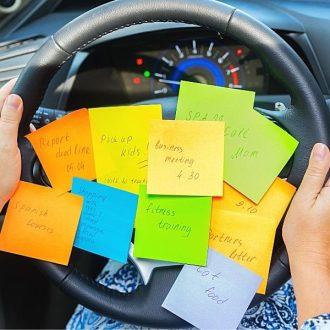 organization tips for moms