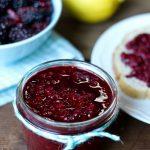 Homemade blackberry Chia Seed Jam Recipe-2