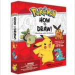Gift Ideas for Pokemon Lovers drawing
