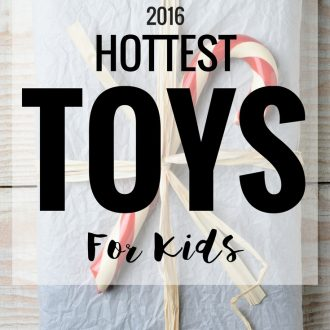 It's holiday shopping time! Check out the hottest toys for kids 2016! This gift guide has all the toys kids want to see under the tree this year!