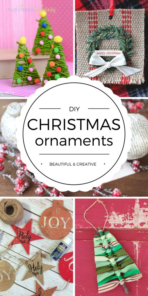Diy Christmas Ornaments As Gifts.Diy Christmas Ornaments Homemade Ornament Ideas