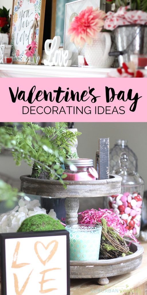 Valentine\'s Day Home Decorating Ideas | Valentine\'s ...