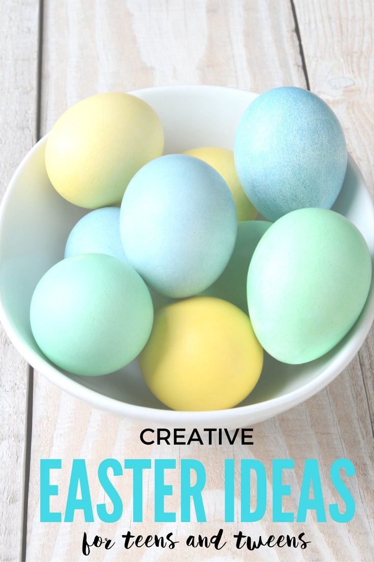 Come check out these clever Easter ideas for teens and tweens that are kid approved! Kids are never too big for fun holiday gifts!