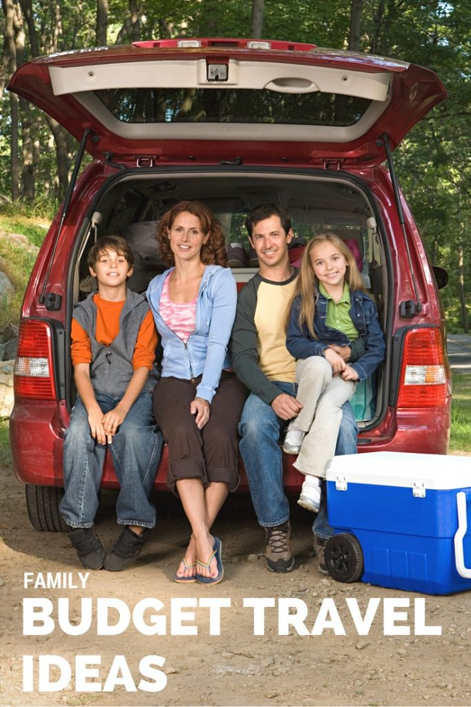 Need some Family Budget Travel Ideas? It's easier than you think to vacation inexpensively. Find out how you can make your family vacations both fun and inexpensive!
