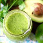 5 -Minute Avocado Cilantro Lime Dressing