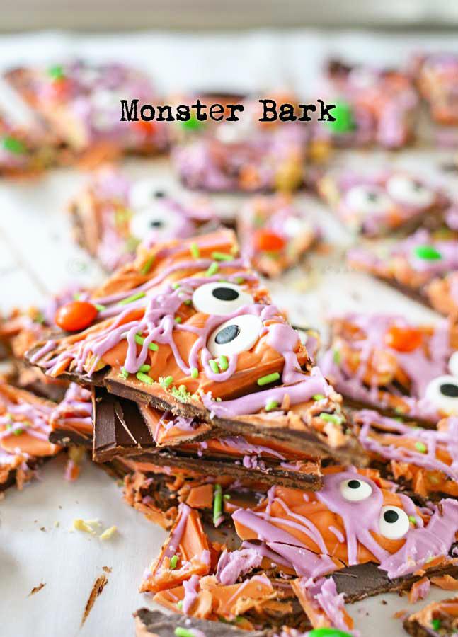 Halloween Treat Recipes
