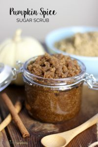 This easy Pumpkin Spice Brown Sugar Scrub is a must make DIY! Not only does it smell amazing, it smooths and exfoliates your skin for pennies.   DIY Body Scrub   Homemade Gift Idea
