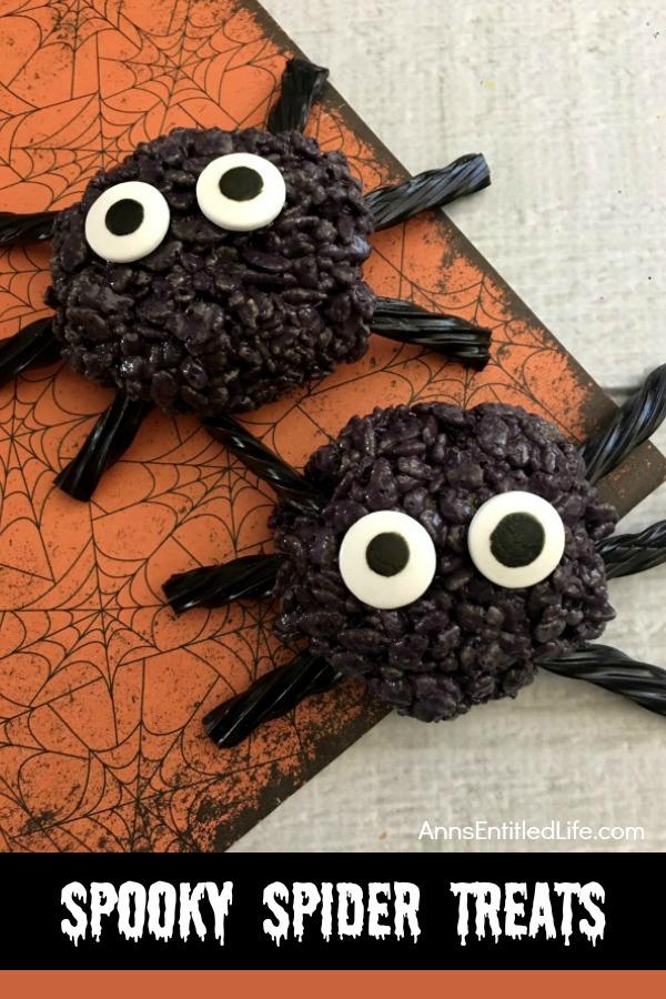 Adorable Halloween Treats