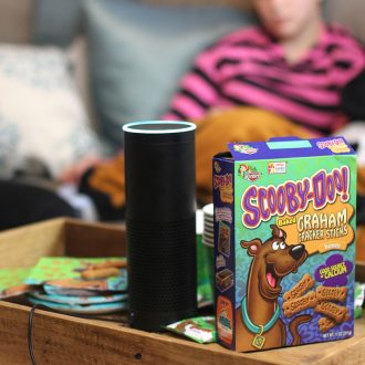 Family Fun Night Idea with Amazon Alexa and Scooby-Doo
