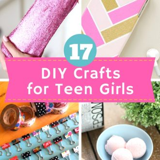 DIY Craft Ideas for Teen Girls