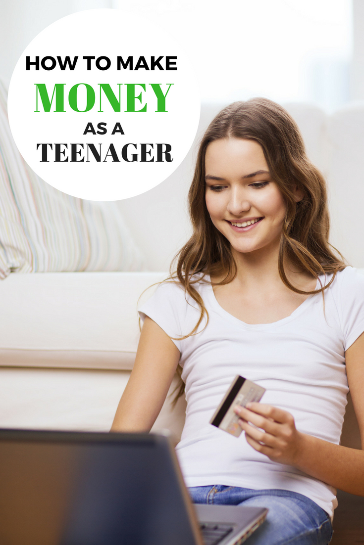 How to Make Money as a Teenager - Suburban Simplicity