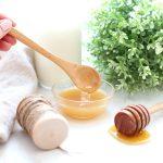 DIY Milk and Honey Sugar Scrub