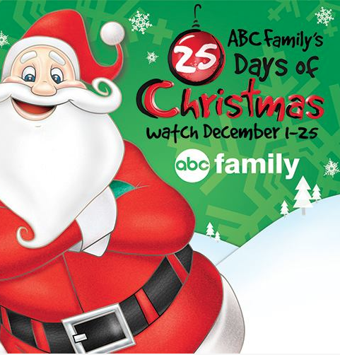 Freeform Coundown to 25 Days of Christmas TV Schedule for 2018 has so many wonderful movies for your family to watch and enjoy!