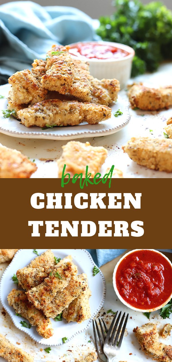 This Easy Chicken Tenders Recipe from Foster Farms DORI™ is a super simple 30-minute weeknight meal. A family-friendly chicken recipe that's crispy and delicious! #suburbansimplicity #chickenrecipes