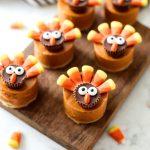 Pumpkin Pie Turkeys