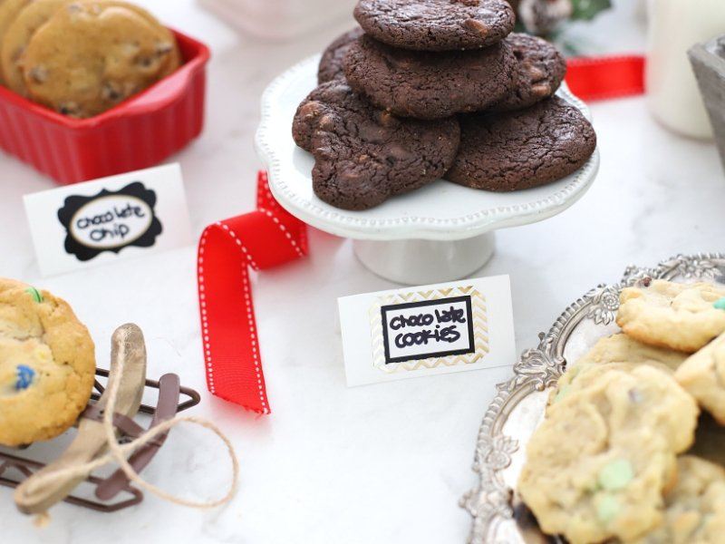 How to host a cookie exchange ideas