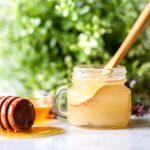 DIY Sugar and Honey Lip Scrub