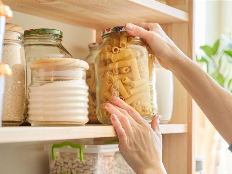 how to stock your pantry with whole grains