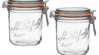 Le Parfait Wide MouthGlass Jars[4]