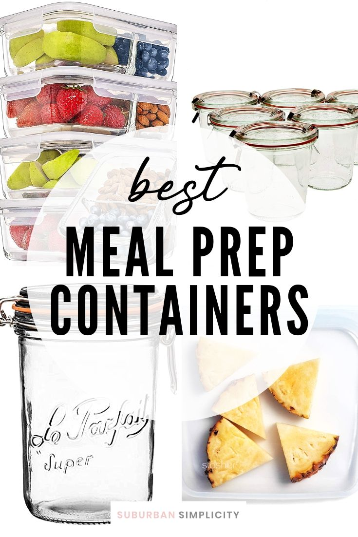 Best Meal Prep Containers