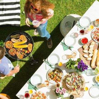 Ways to make summer meals easy
