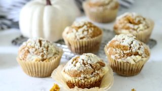 The Best Pumpkin Spice Muffins