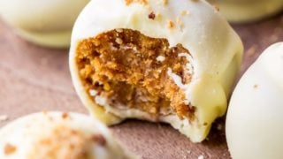 How to Make Pumpkin Spice Truffles