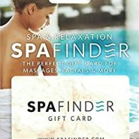 Spa Finder Gift Card