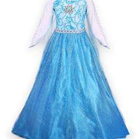 Snow Party Elsa Dress