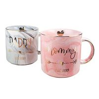 Mommy and Daddy Mugs