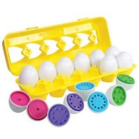 Color Matching Egg Set