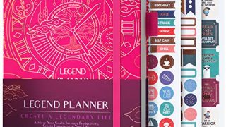 Monthly Life Planner