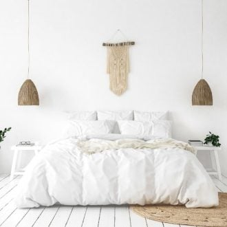 Feng Shui Decor ideas and tips to bring peace and prosperity to your home. Learn the basic principles of Feng Shui and how to incorporate them into your space.