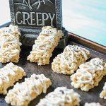 Halloween Mummy Rice Krispies Treats